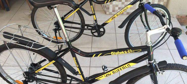 Introducing our Qhubeka Buffalo Bicycles