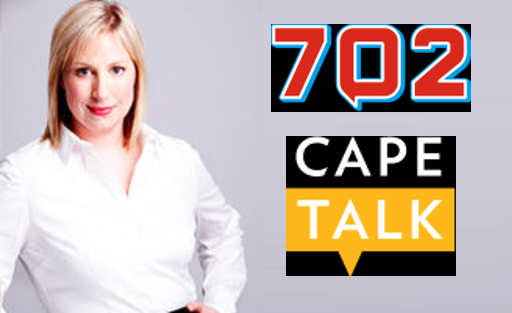 Joburg2Kili featured on Sam Cowen's 702/Cape Talk Radio Show