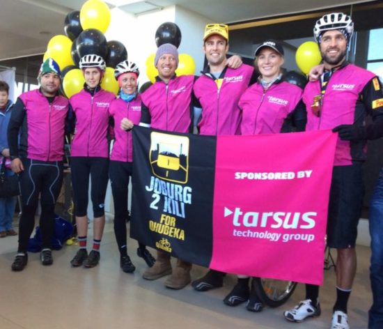 Joburg2Kili for Qhubeka (powered by Tarsus) has begun – A Quick Update on our first 2 days