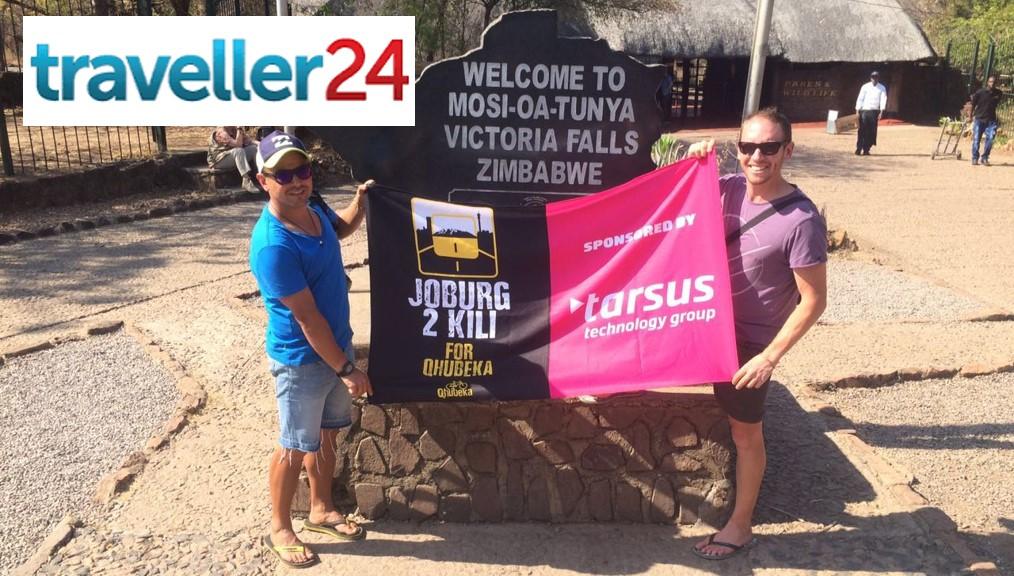 Gareth & Derrick's Q&A with News24
