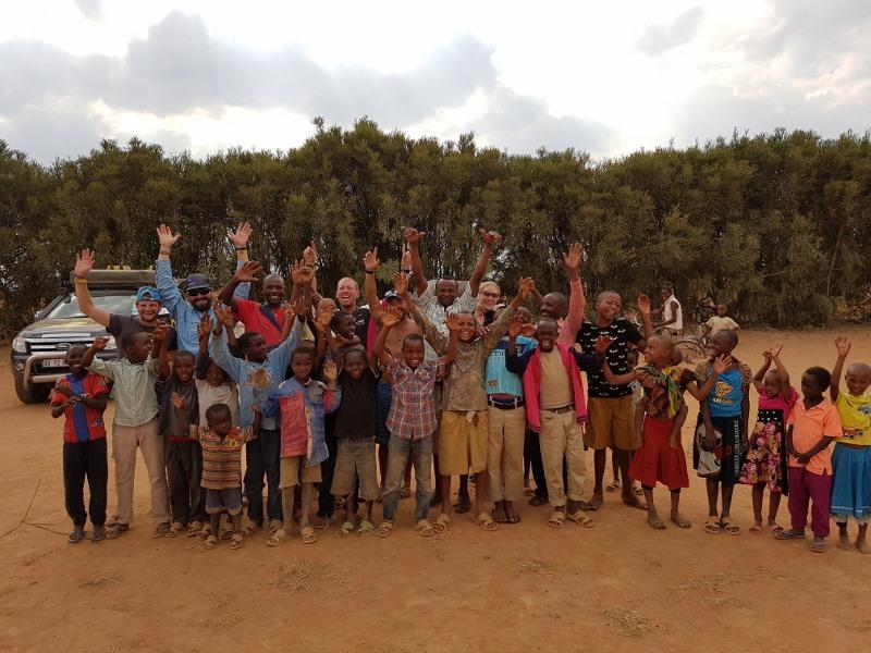 An adventurous few days cycling to Arusha